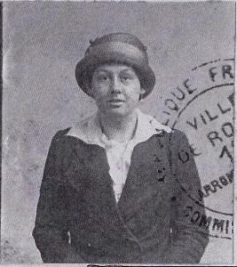 D Higgins 1915 IWM