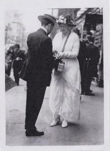 Dorothy Higgins London 11 July 1914 Alexandra Day IWM
