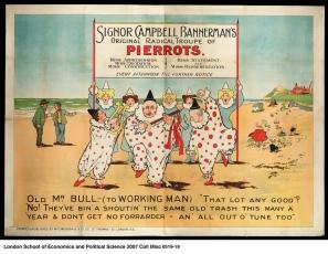 Pierrots 1905 -1909