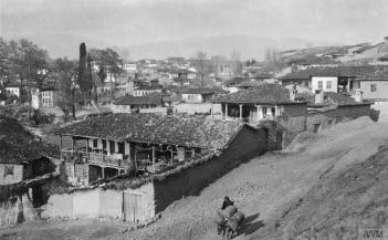 General view of Skoplje © IWM (Q 86200)