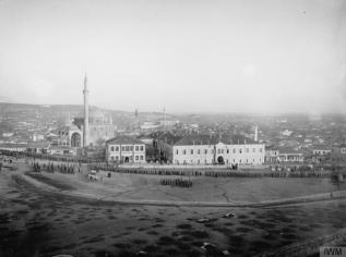 General view of Skoplje © IWM Q 52336