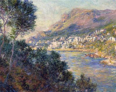 monte-carlo-seen-from-roquebrune.jpg!Large 1884 Claude Monet
