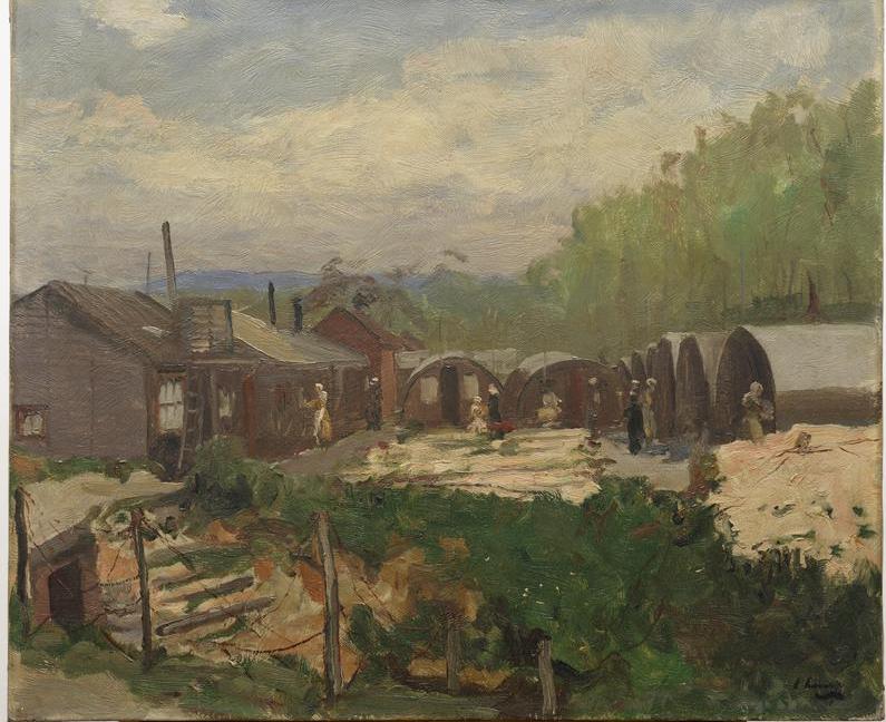 VAD camp rouen 1919