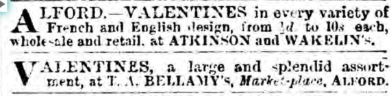 Valentine 1877