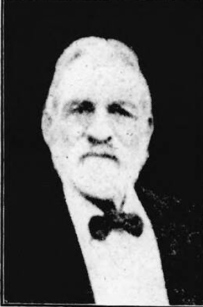 JB Fenton died July 1925
